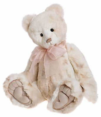 New **COLLECTABLE HANDMADE FULLY JOINTED CHARLIE BEAR ~ JANE** 38cm