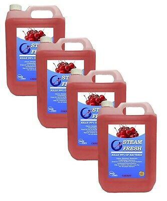Steam Cleaner Fluid For All Machines - Cherry 20L