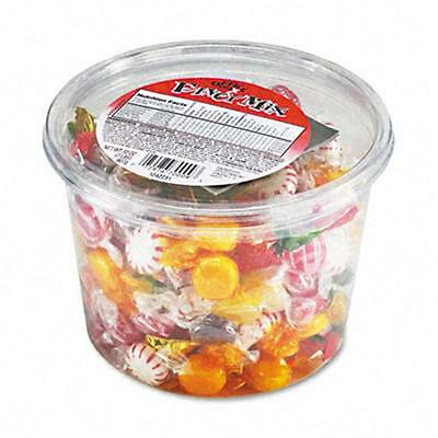 Office Snax 70009 Fancy Assorted Hard Candy Individually Wrapped 2lb Tub