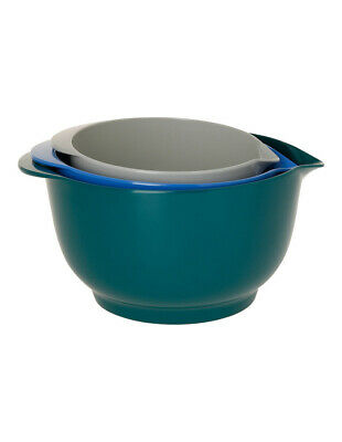 NEW Vue Byte Melamine Mixing Bowls, Set of 3