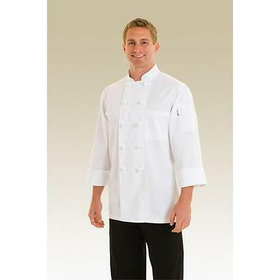 Chef Works Bordeaux Chef Coat Jacket - White - All Sizes
