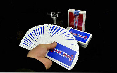 Jerry's Nugget Playing Cards Poker Magic Props Three Color Options Game Size