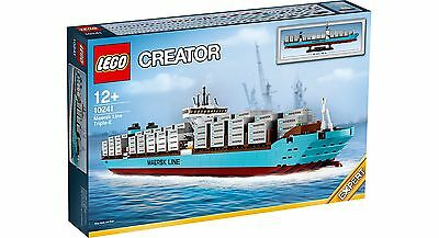 LEGO Creator Maersk Line Trip- E #10241 Brand New Sealed  (ship from Canada)