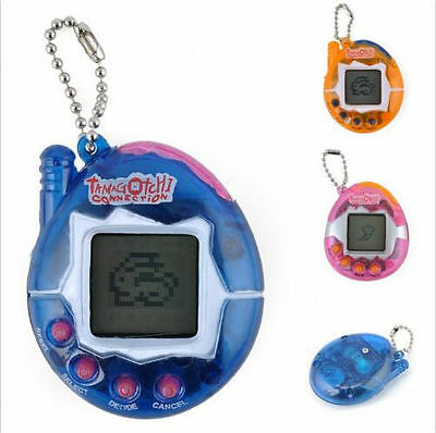 Pet Toy Hot Random Nostalgic 49 Pets in 1 Virtual Cyber Tiny Game Tamagotchi