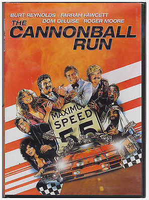 Cannonball Run (Dvd, 2011) New