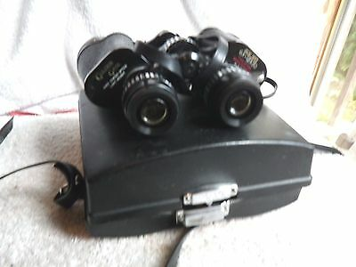 Vintage GOLDEN GATE Zoom 6x-12x30 Binoculars ~ Made in Japan ~ EUC!!