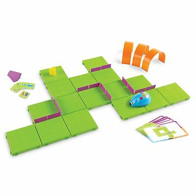 Learning Resources Code & Go Robot Mouse Activity Set, Fun Kids Game, New