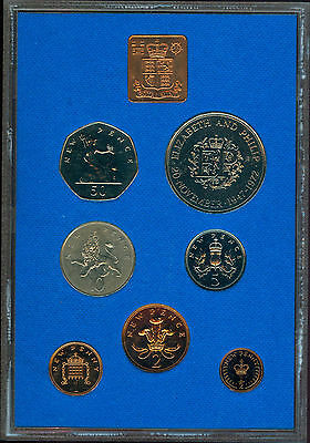 1977 Great Britain Proof Set