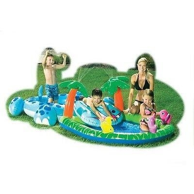 Hippo and Coco Fun Play Center Kiddie Pool