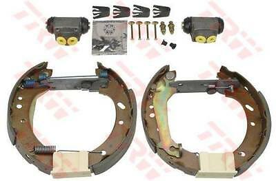 FORD ESCORT Brake Shoes Rear 1.3,1.4,1.6,1.8 92 to 00 GSK1675 Set TRW Quality