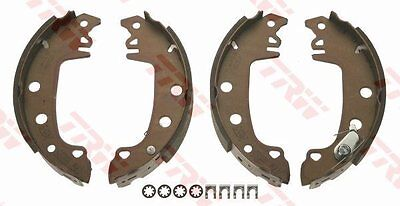 RENAULT ESPACE Brake Shoes Rear 2.0,2.1,2.2 84 to 96 GS8315 Set TRW 6025070412