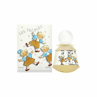 Les Triples by Les Triples for Children 1.7 oz Eau de Senteur Spray Brand New