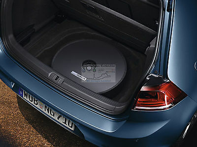 VW Polo 6C 6 Lautsprecher  Plug & Play Soundsystem 300W Sinus 000051419B