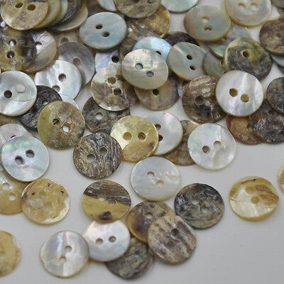 100 pcs Plastic Buttons Sewing/Appliques/Baby's Crafts Lots PT104