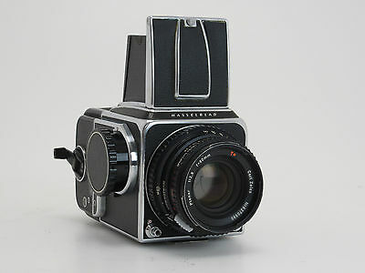 Hasselblad 500 C #TI 56885 + Carl Zeiss Planar T* 2,8/80mm #6270980   sj002