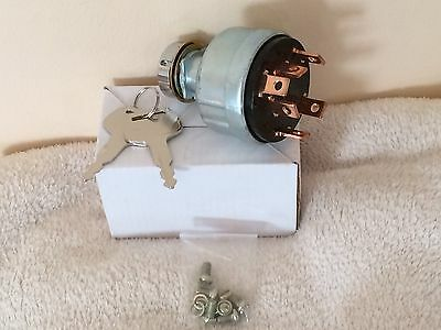 Universal Ignition Starter Switch Fits Various Fork Lifts and Tractors