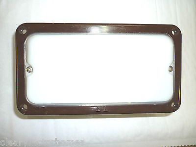 Motorhome Caravan External Outside Awning Light Switched