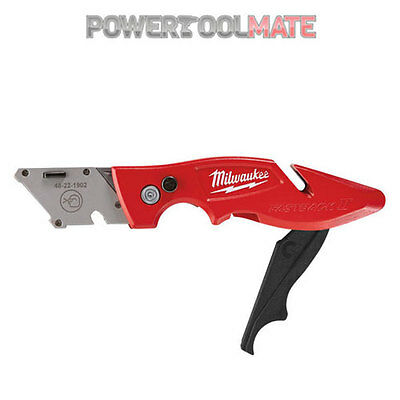 Milwaukee 48221902 Fastback II Utility Knife Handle *NO BLADE*