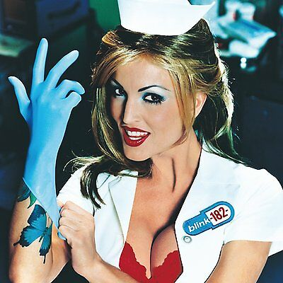 """BLINK 182 Enema of the State 12"""" LIMITED EDITION Blue LP Vinyl NEW"""