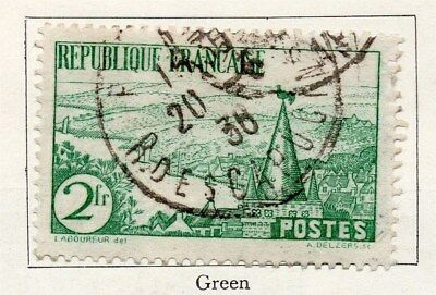 France 1935 Early Issue Fine Used 2F. 094018
