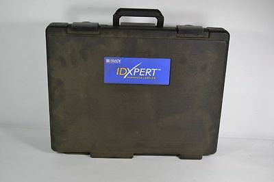 Brady IDXPERT Handheld Labeler Kit *Incomplete Set* ! AS IS !