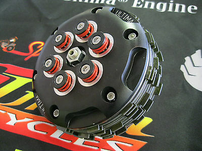 Ultima High Performance Clutch Kit  For 1998-2006 H-D Big Twin Models