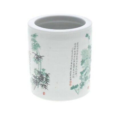 Chinese Export Cachepot With Floral Motif Design