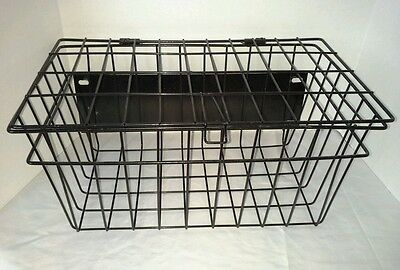 Rear Basket for EW-36 Mobility Scooter Black Wire