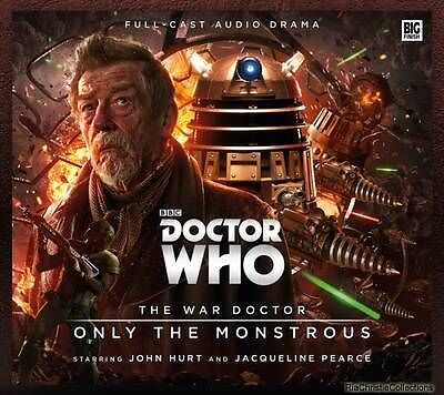 Doctor Who - The War Doctor 1 Only the Monstrous Nicholas Briggs Nicholas Briggs