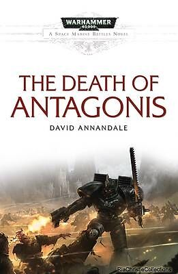 The Death of Antagonis David Annandale New Paperback Free UK Post
