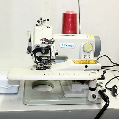 Portable Blindstitch sewing machine with skip stitch AtlasUSA AT500-1