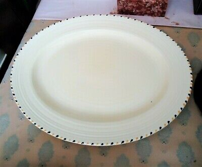 Royal Ducal Ware Semi-Porcalain Large Platter