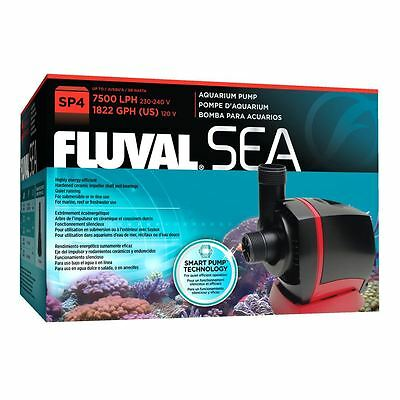 Fluval Sea SP4 Sump Pump Circulation pump Marine Fish Tanks
