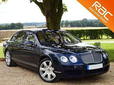 Bentley Flying Spur 6.0 4dr SAT NAV - HEATED SEATS PETROL AUTOMATIC 2007/8