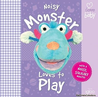 Monster 9781781971352 Board book New Book Free UK Delivery