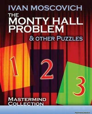 Monty Hall Problem and Other Puzzles Ivan Moscovich Paperback New Book Free UK D