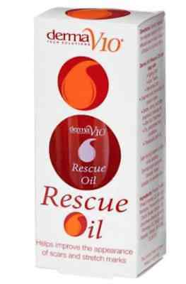 Derma V10 Rescue Bio Oil 40Ml