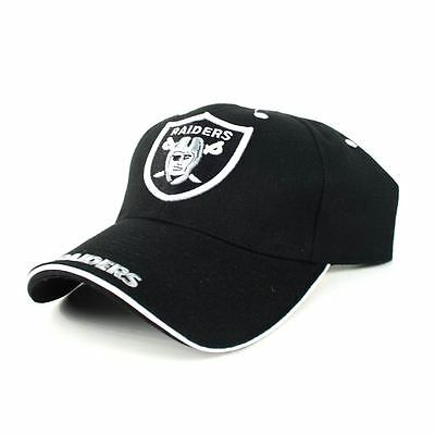 Oakland Raiders NFL Game Day Unisex Baseball Cap