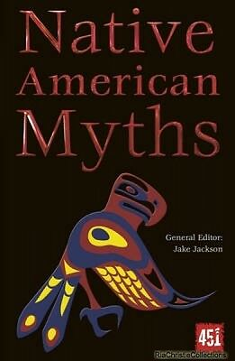 Native American Myths Jake Jackson New Paperback Free UK Post