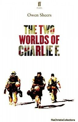 Two Worlds of Charlie F. Owen Sheers New Paperback Free UK Post