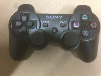 Manette Sony Playstation 3 Officielle Noire Sixaxis-Ps3