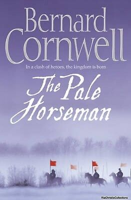 Pale Horseman the Last Kingdom Series Book 2 Bernard Cornwell New Paperback Free