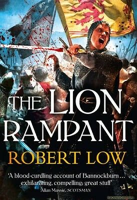 The Lion Rampant Robert Low Paperback New Book Free UK Delivery