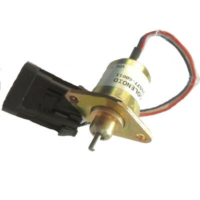 Shut Down Solenoid for Bobcat A300 A770 S220 S250 Replaces 6689034 1G577-60011