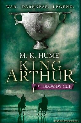 The Bloody Cup M. K. Hume New Paperback Free UK Post