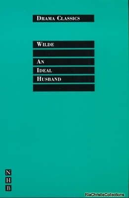 An Ideal Husband 9781854594600 Oscar Wilde Laurie Wolf New Paperback Free UK Pos