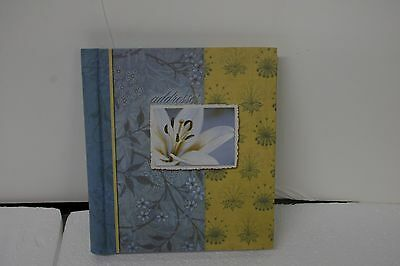 """Mead At-A-Glance Fashion Lilly Compact Telephone Address Book 5 1/2"""" x 6 1/4"""""""
