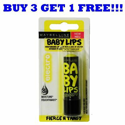 Maybelline Lip Balm Baby Lips Fierce and Tangy