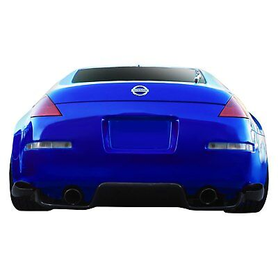 Top Secret Style TS Rear Diffuser 2003-2008 Z33 350z 2DR *FAST SHIPPING CANADA*