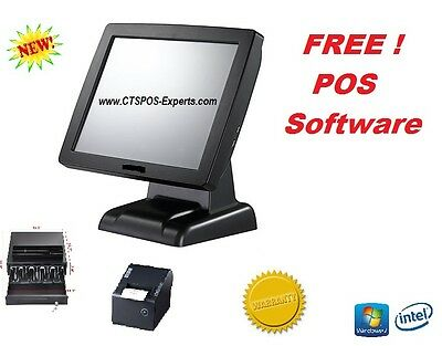 New! Complete! Bar Restaurant Salon POS Point of sale Do it yourself and SAVE!